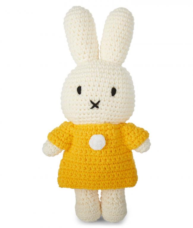 Undated handout photo of the Miffy Crochet Toy. See PA Feature CHRISTMAS Gifts Kids. Picture credit should read: Handout/PA. WARNING: This picture must only be used to accompany PA Feature  CHRISTMAS Gifts Kids..