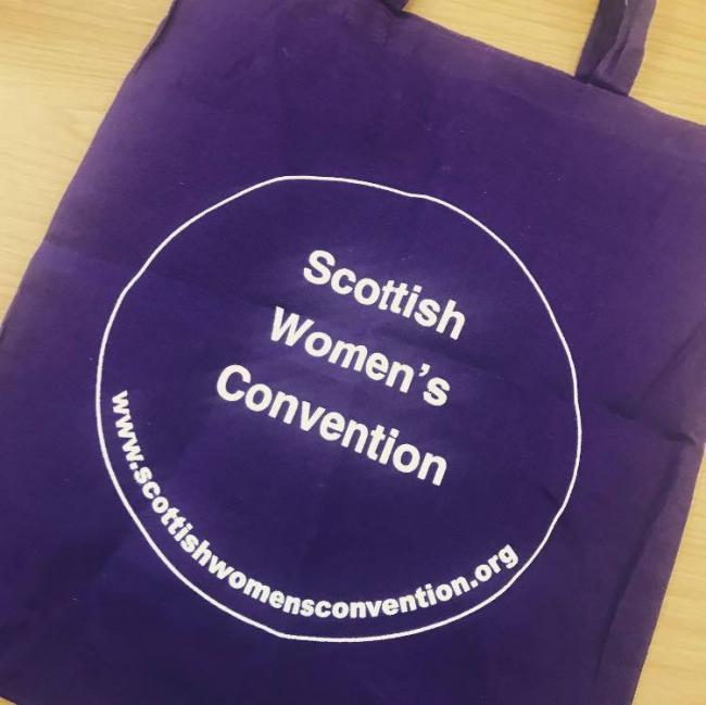 Scottish Women's Convention.