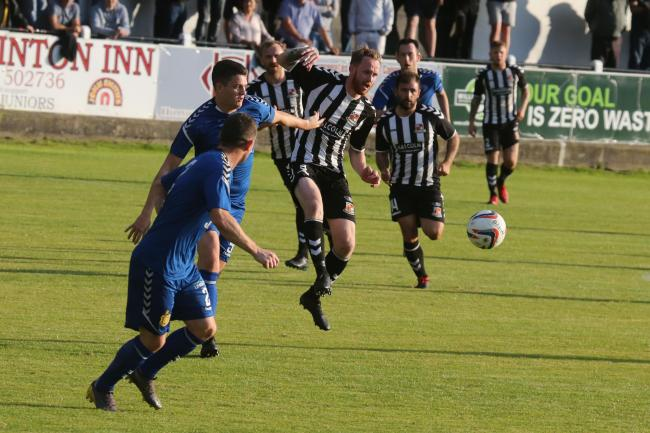 Beith ace Paul Frize felt his side played well against Talbot.