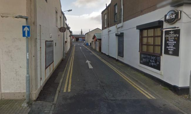 Man left with facial injuries after serious assault in Ardrossan