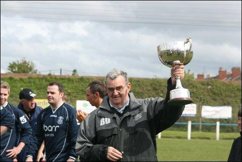 Tributes paid to Dalry Thistle stalwart Billy