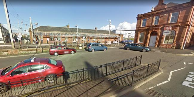 Woman assaulted at Saltcoats taxi rank sparking police investigation