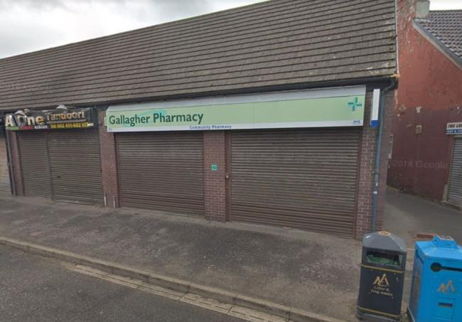 Knife thug wanted after armed robbery at Saltcoats pharmacy
