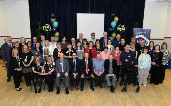 North Ayrshire Health and Social Care Partnership's third annual Breakfast for Champions.