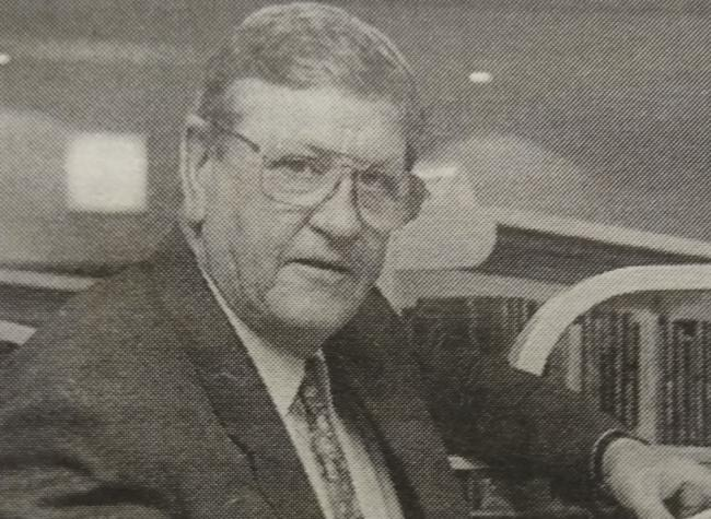 Tributes after first North Ayrshire Council leader James Clements dies aged 88