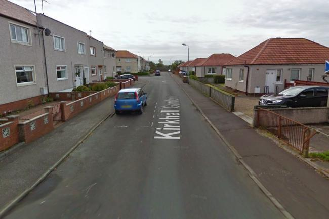 Masked men raid house in Ardrossan and steal four-figure sum