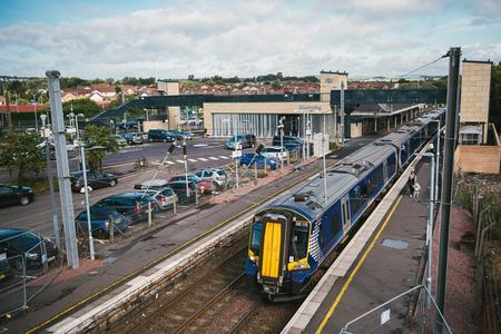Train services return to near normality from next week