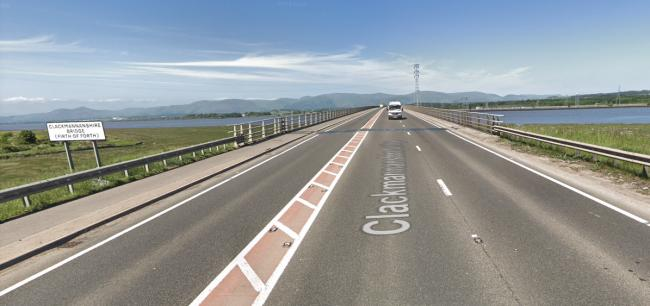 Kilwinning man found dead after falling from Clackmannshire Bridge