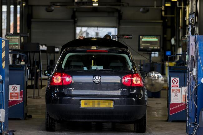 Ayrshire motorists to get six-month exemption on MOT testing
