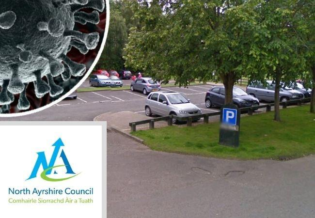 Council shut majority of North Ayrshire car parks to discourage unnecessary travel