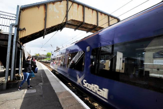 Scotrail service to Largs and Ardrossan Harbour temporarily suspended