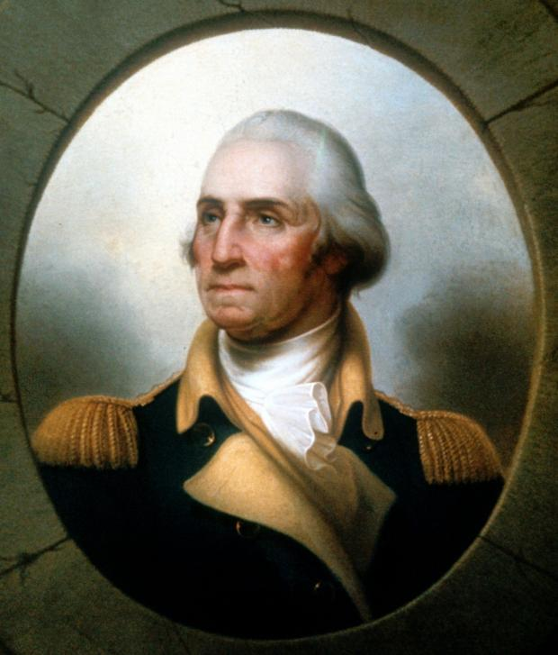 Ardrossan and Saltcoats Herald: George Washington