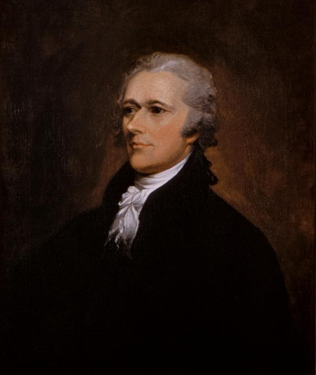 Ardrossan and Saltcoats Herald: Alexander Hamilton is regarded as one of America's Founding Fathers