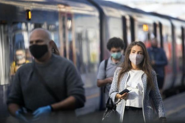 Ardrossan and Saltcoats Herald: Face coverings are mandatory on public transport