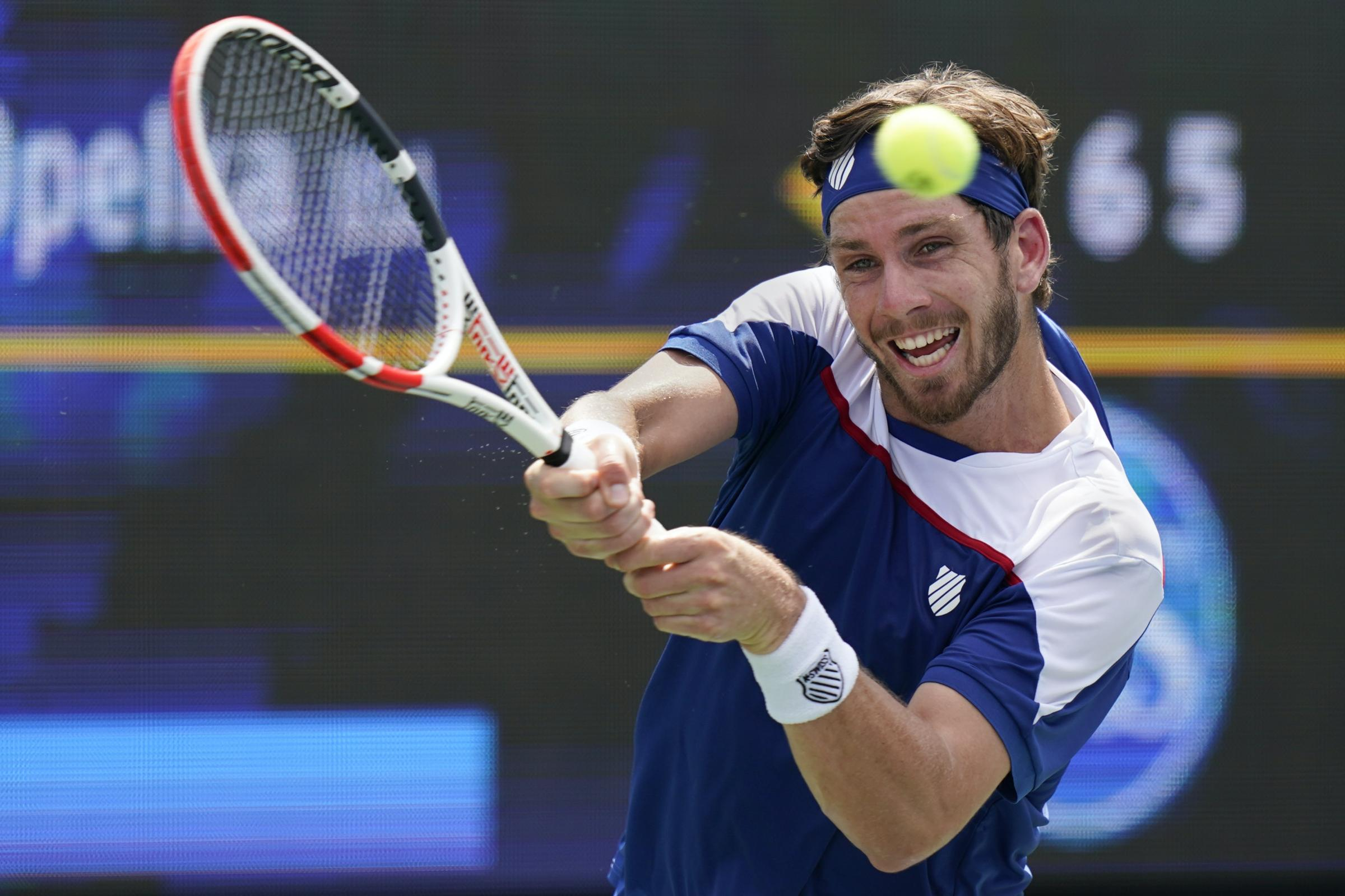 Cameron Norrie Fights Back From Two Sets Down To Stun Diego Schwartzman Ardrossan And Saltcoats Herald