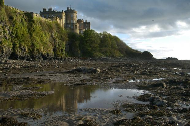 Ardrossan and Saltcoats Herald: Culzean Castle. Credit:Kieran Dodds Newsquest