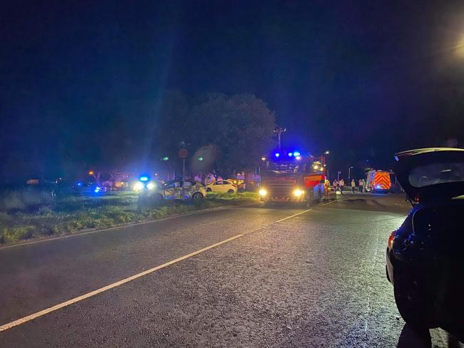 Action demanded on North Ayrshire road accident blackspot