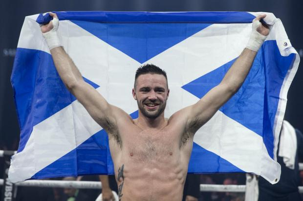 Josh Taylor secured a stunning win