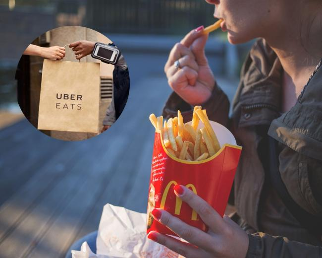 Uber Eats expands across Ayrshire: Here's where you can get it