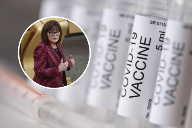 Explained: The Scottish Government's plan to vaccine one million Scots by January
