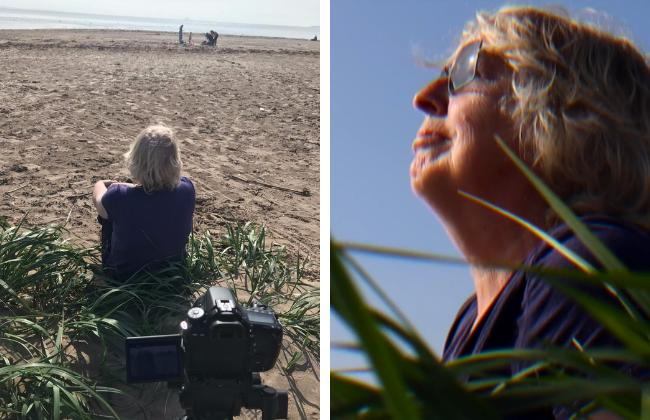 Three Towns woman shares story of love and loss by the sea in film