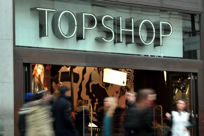Topshop owner  speaks out after reports it may collapse? Picture: Bournemouth Echo