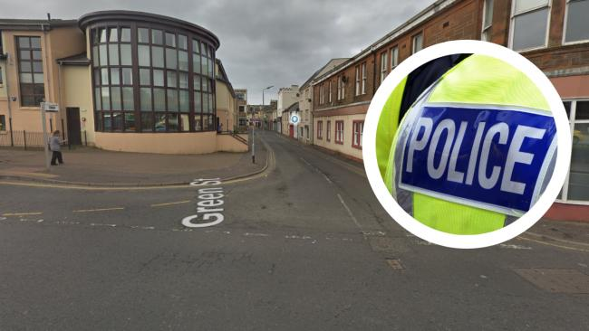 Man arrested after 81-year-old has bag snatched in Saltcoats