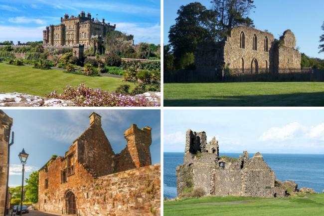 Seven Ayrshire castles to visit after lockdown is lifted