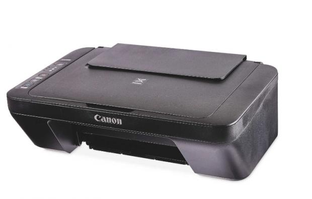 Ardrossan and Saltcoats Herald: Canon Printer MG2550S. (Aldi)