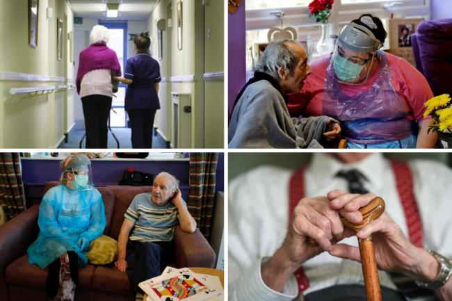 Care home visits resume in Scotland from today — here's everything you need to know