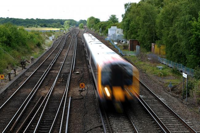 Urgent warning to parents after spike in children playing on railway lines