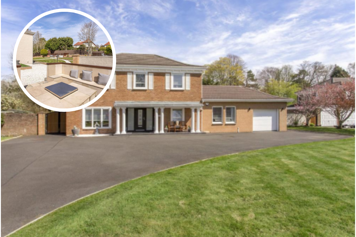 Take a look inside this £675,000 Ayrshire villa with luxurious gardens