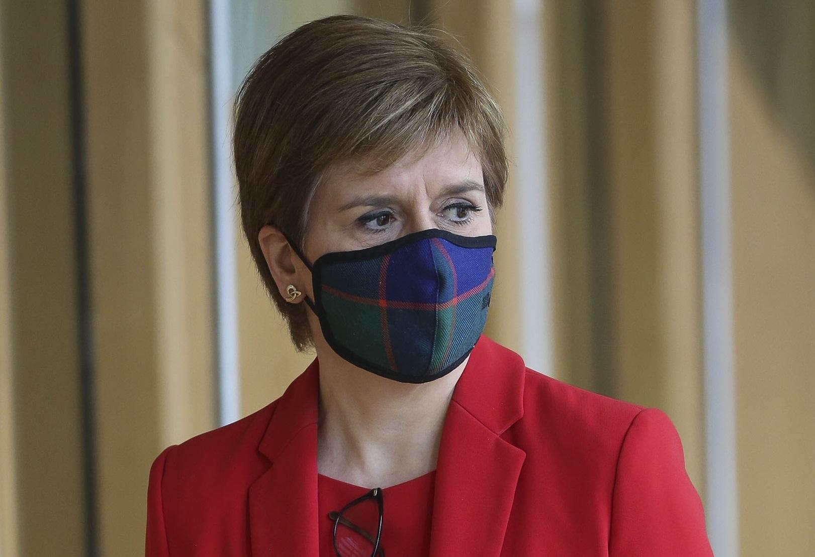 Covid Scotland: Nicola Sturgeon to give lockdown update