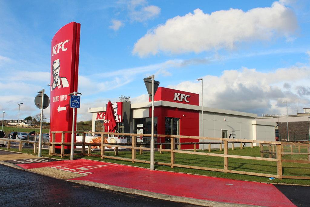 North Ayrshire Covid: Cases confirmed at Stevenston KFC