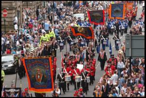 4,000 to descend on Saltcoats for Orange Walk on Saturday