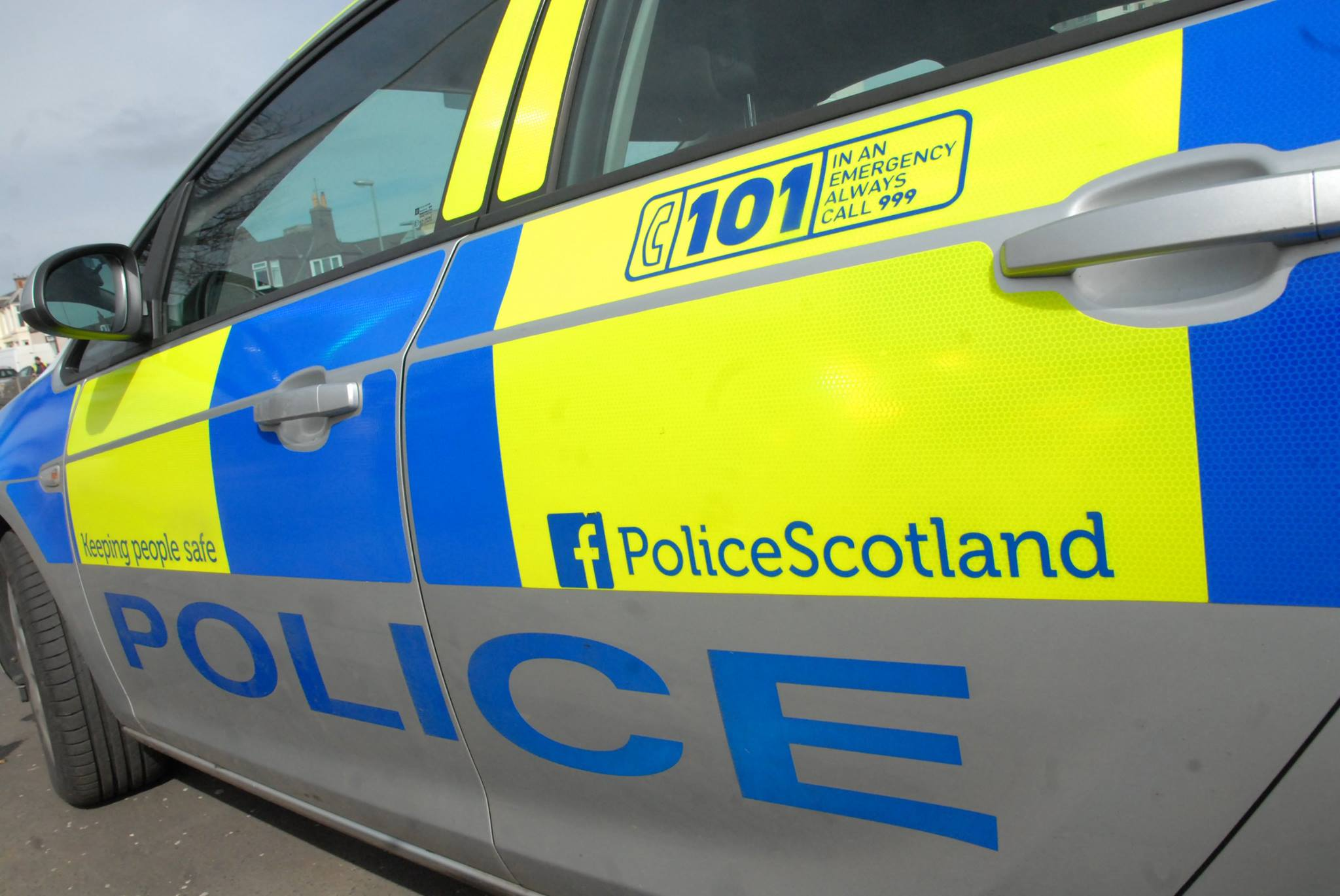 Large emergency response in West Kilbride due to 'chemical smell'