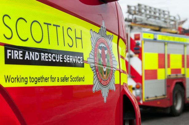 Woman dies after house fire in Stevenston