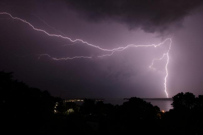 Three days of thunderstorms forecast as Met Office issues warning