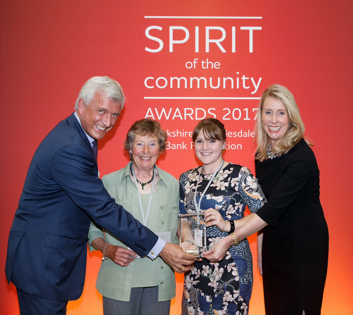 Clydesdale Bank Spirit of the Community Awards