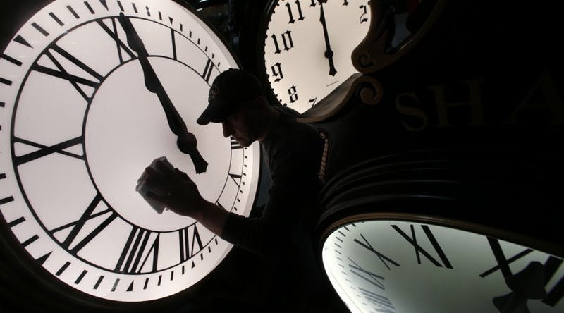 When do the clocks go back in 2017?