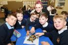 Animal magic at Corsehill Primary