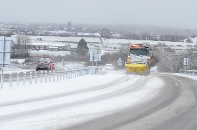 Beast from the East affecting travel and schools across North Ayrshire