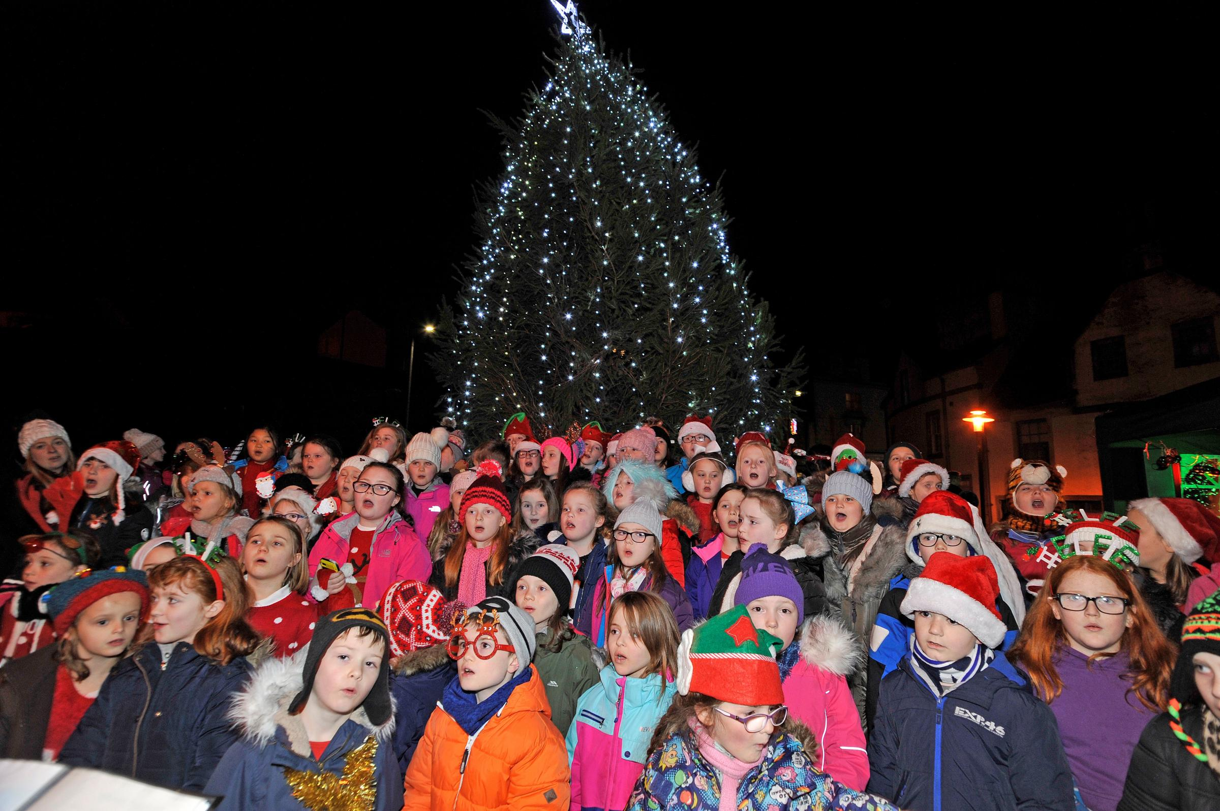 Beith's Lights and Laughter success for 2017
