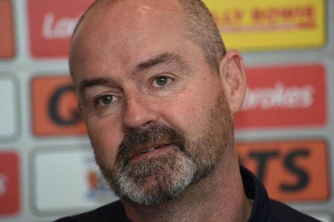 GREAT EFFORT: Killie boss Steve Clarke hailed his team after another morale-boosting win