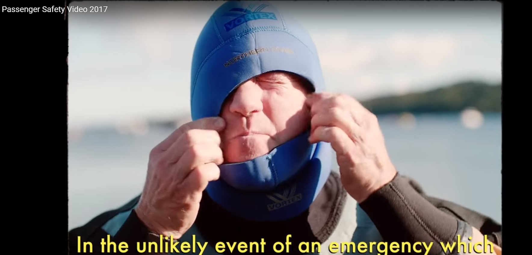 Ferry Safety video