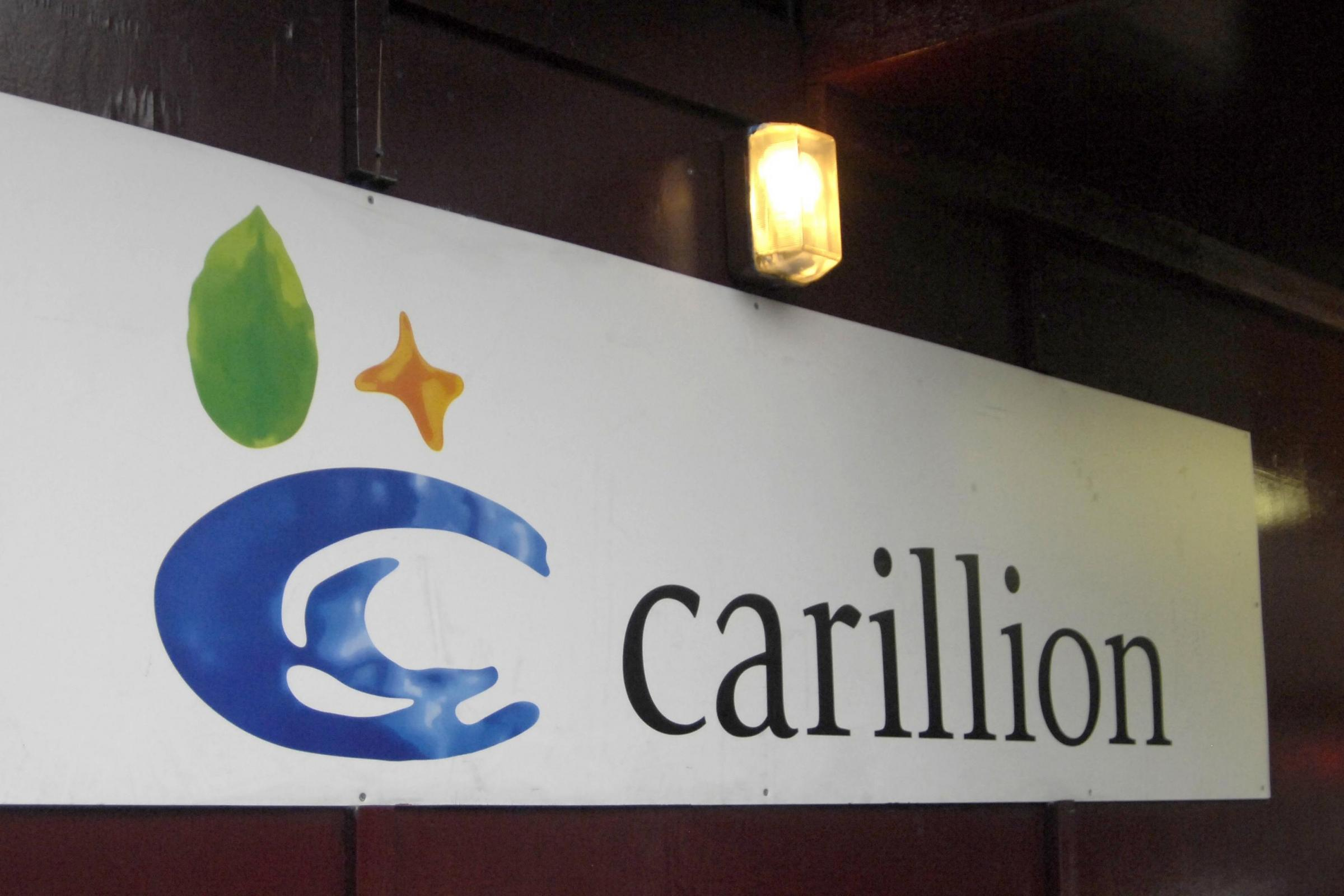Government and stakeholders are meeting over Carillion's future (PA)