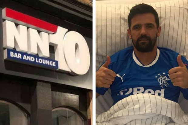 Ex-Rangers star Nacho Novo 'excited' to meet punters at Glasgow bar after heart attack scare