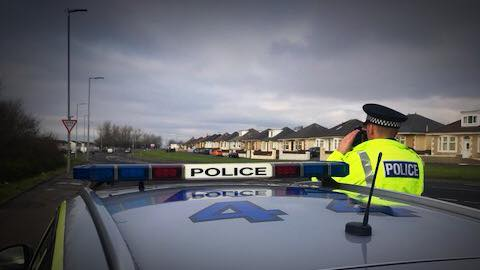 Vehicle speed checks throughout the Three Towns