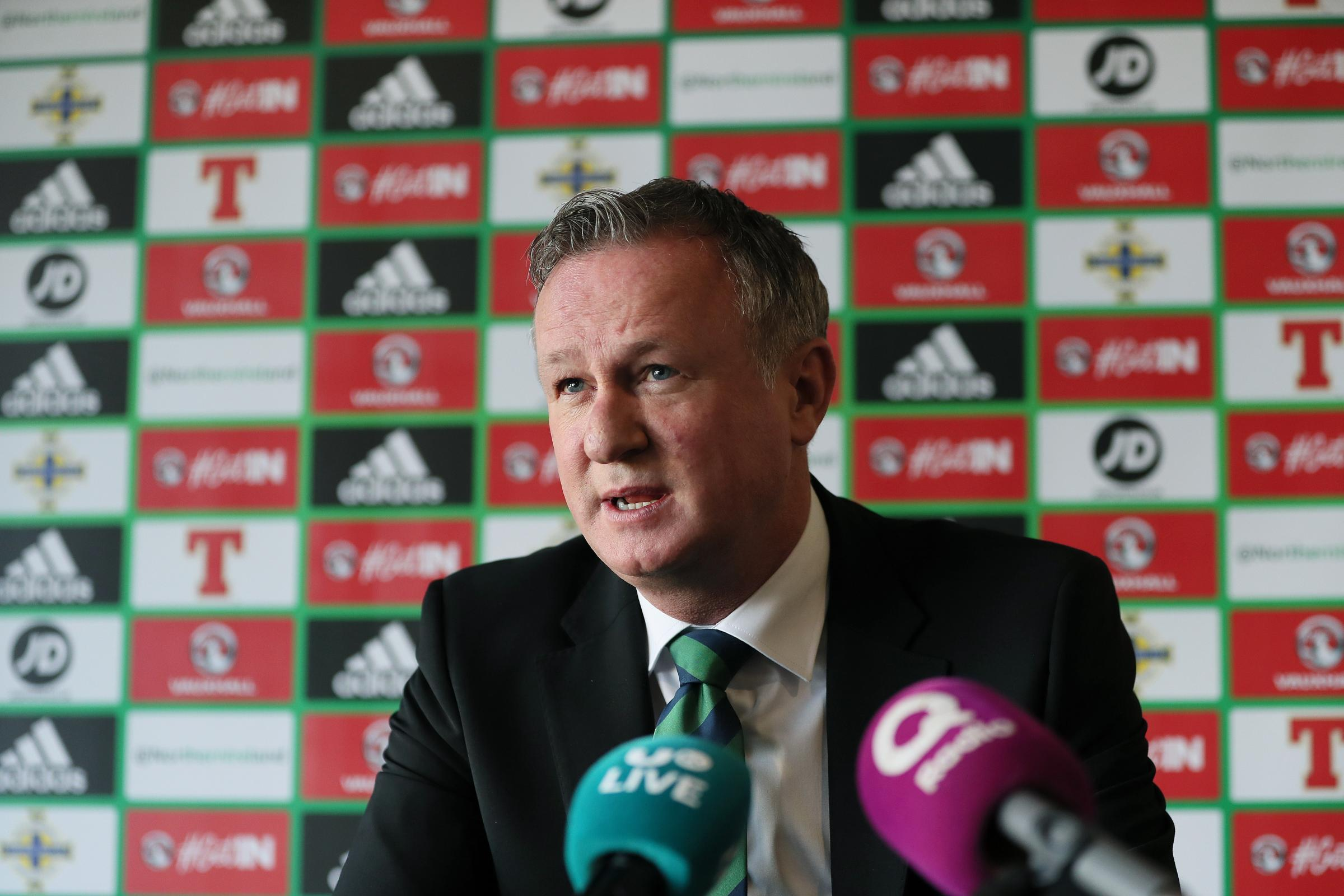 Michael O'Neill turned down the chance to be Scotland boss (Brian Lawless/PA)