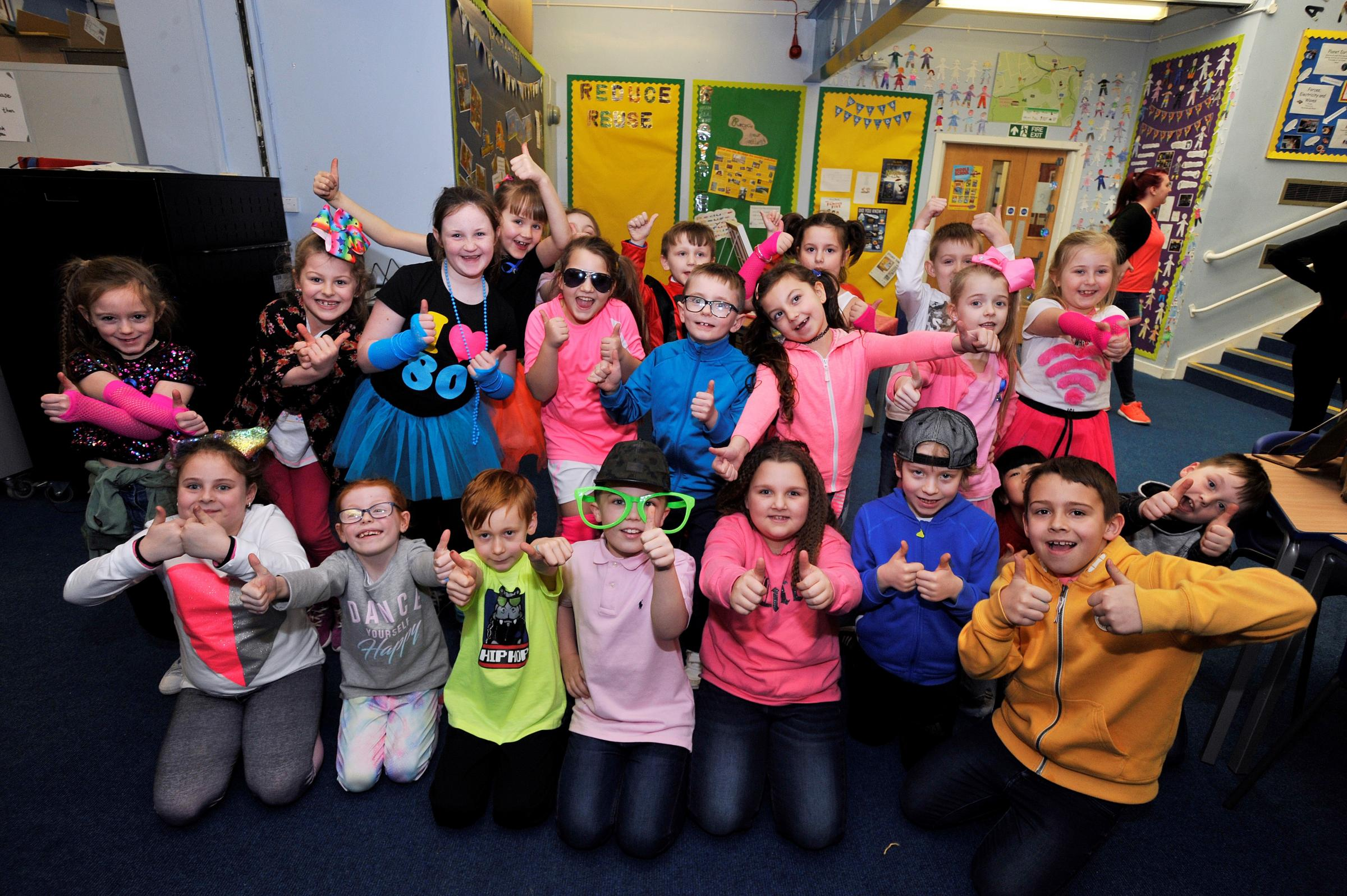 Moorpark Primary School celebrates 40th birthday